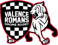 Logo Valence Romans Drome Rugby